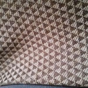 2142182f8d9aa Tessuto Autobianchi A112 triangolo marrone